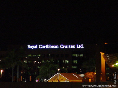 Royal Caribbean Cruises headquarters - Miami (April 2006)