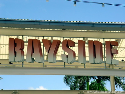 Bayside Marketplace - Miami (April 2006)