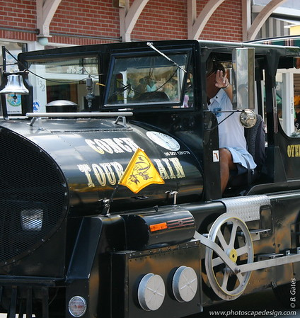 Key West (June 4, 2008)  The decision to launch the  Conch Tour Train was brought to fruition on January 18, 1958, by Bill and Olive Kroll. The train tour business started with one train #97.