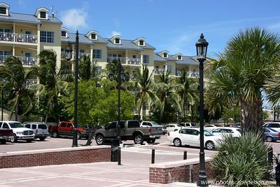 Key West (June 4, 2008)  Mallory Square - Ocean Key Resort & Spa