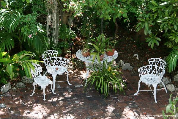 Audubon House and Tropical Gardens - Key West (June 5, 2008) [D]