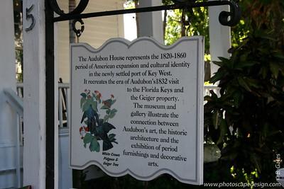 Audubon House and Tropical Gardens - Key West (June 5, 2008)