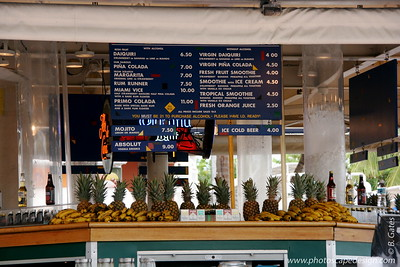 Bayside Marketplace - Miami (May 30, 2008)  Pina Colada?  Sure, I'll have one :)