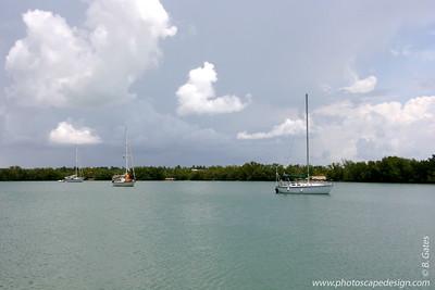 Bill Baggs Cape Florida State Park - Key Biscayne (June 2, 2008)  No Name Harbor