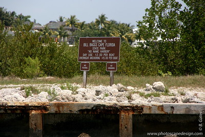 Bill Baggs Cape Florida State Park - Key Biscayne (June 2, 2008)  No Name Harbor