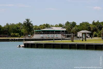Bill Baggs Cape Florida State Park - Key Biscayne (June 2, 2008)  No Name Harbor - Boater's Grill