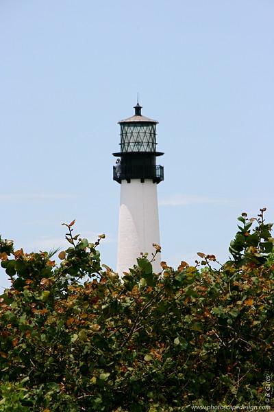 Bill Baggs Cape Florida State Park - Key Biscayne (June 2, 2008)  Cape Florida Lighthouse