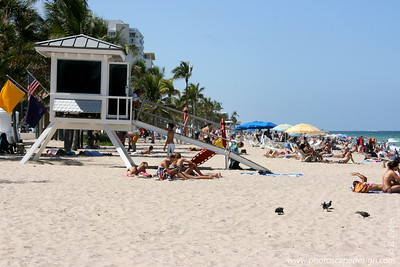 Las Olas Beach - Fort Lauderdale (May 31, 2008)