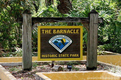 The Barnacle Historic State Park - Coconut Grove (June 2, 2008)