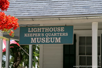 Lighthouse - Key West (June 5, 2008) [D]  Lighthouse Keeper's Quarters Museum