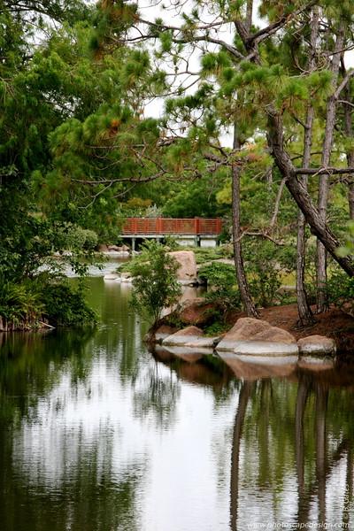 The Morikami Japanese Gardens - Delray Beach (May 31, 2008)   Shinden Garden (Shinden Teien) (Heian Period c. 9th-12th Centuries)