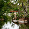 The Morikami Japanese Gardens - Delray Beach (May 31, 2008)   <b>Shinden Garden (Shinden Teien)</b> (Heian Period c. 9th-12th Centuries)