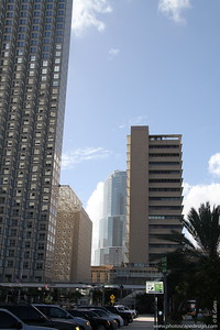 Wachovia Financial Center [far left],  Miami Tower [center], VITAS Innovative Hospice Care® Corporate Headquarters [far right] - Downtown Miami  VITAS was founded in 1978 as Hospice Care, Inc., one of the nation's first hospice programs.