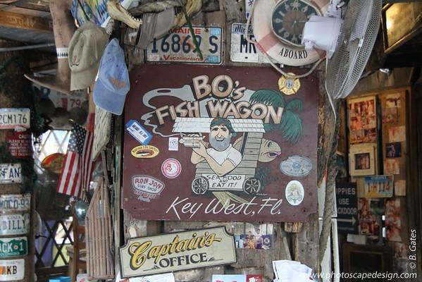 B.O's Fish Wagon
