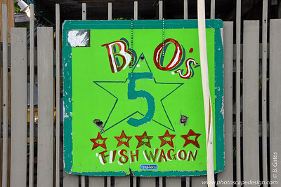 B.O's Fish Wagon [D]