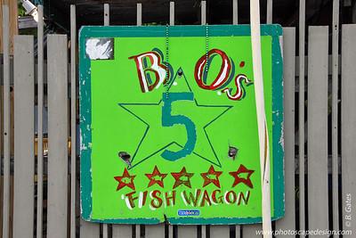 B.O's Fish Wagon [D]