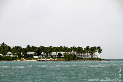View of Sunset Key from Mallory Square