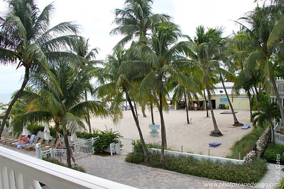 Southernmost on the Beach - View from Our Room