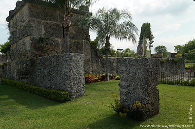 Inside Coral Castle