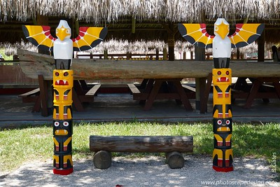 Miccosukee Indian Village