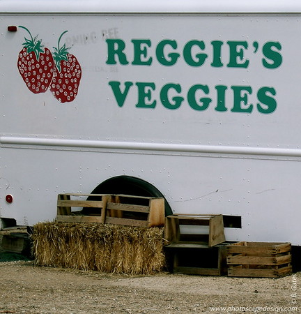 My favorite fruit and vegetable stand