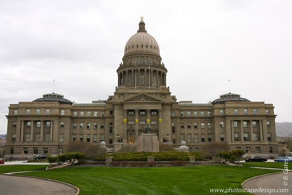 Idaho State Capitol [D]