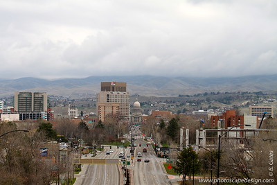 View from the Boise Train Depot (2011)