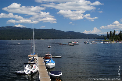Payette Lake, McCall, Idaho