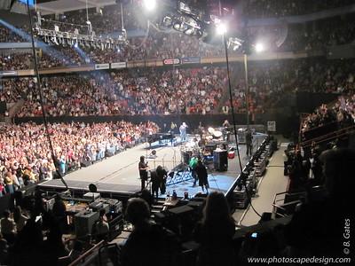 Elton John Concert, Boise (April 9, 2011)