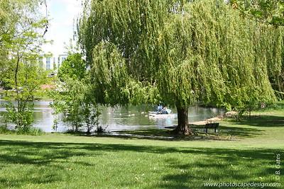 Julia Davis Park - Boise, Idaho