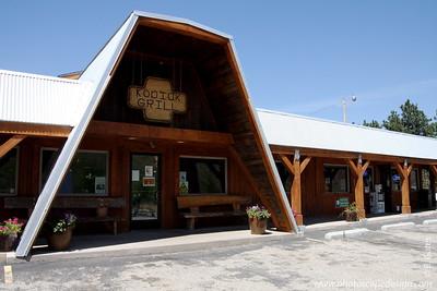 Donn's Hilltop Kodiak Grill - Boise, Idaho  [D]
