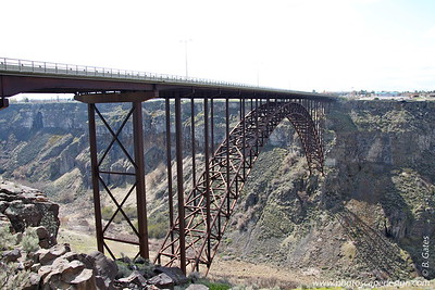 Perrine Bridge - Twin Falls