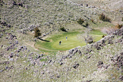 Canyon Springs Golf Course in Snake River Canyon - Twin Falls  [D]