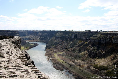 Snake River Canyon - Twin Falls