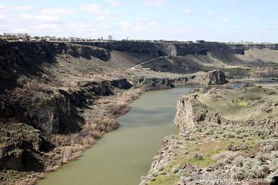 Snake River Canyon - Twin Falls