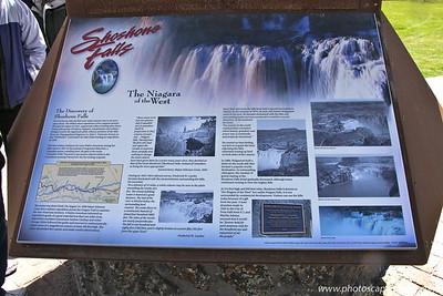 Shoshone Falls - Twin Falls [D]