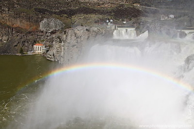 Shoshone Falls - Twin Falls