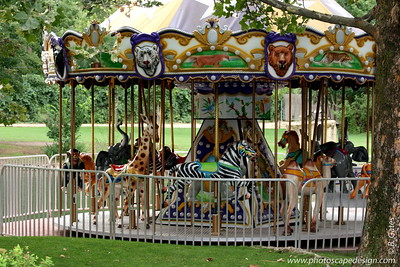 Carousel - Zoo Boise