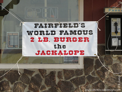 Fairfield, ID - Population 416