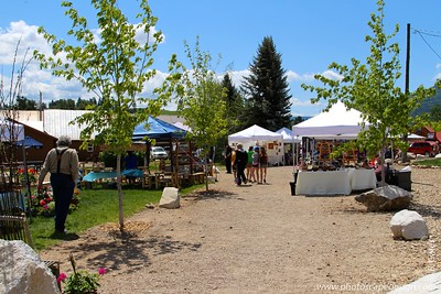 Saturday Farmers Market in Crouch