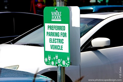 Electric Vehicle Parking - Whole Foods