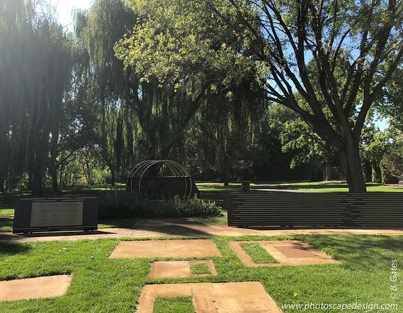 Idaho Fallen Firefighters Memorial Park