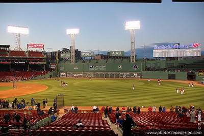 10.24.13:  World Series 2013, Game 2 -  St. Louis v. Boston - Fenway Park, Boston