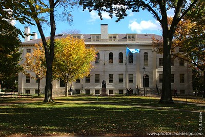 University Hall - Harvard University