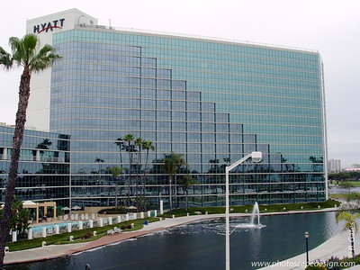 Hyatt Regency - Pre-Cruise Hotel - Long Beach, California