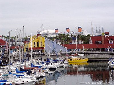Long Beach Marina - Long Beach, California
