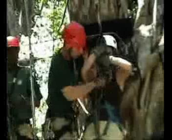 A clip of the Canopy Adventure my daughter and I went on in Puerto Vallarta, Mexico (March 2005)