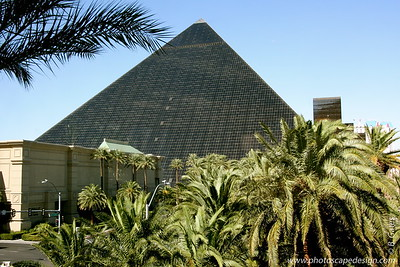 The Luxor, Las Vegas, Nevada