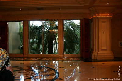 Inside Mandalay Bay, Las Vegas, Nevada