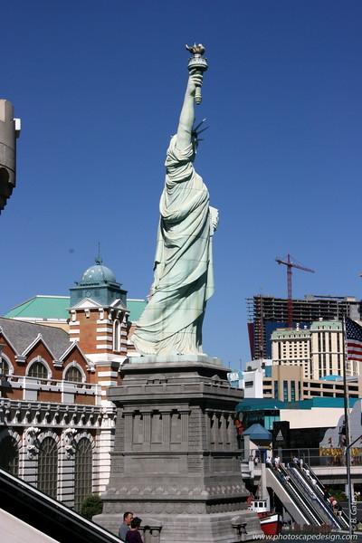 New York New York, Las Vegas, Nevada